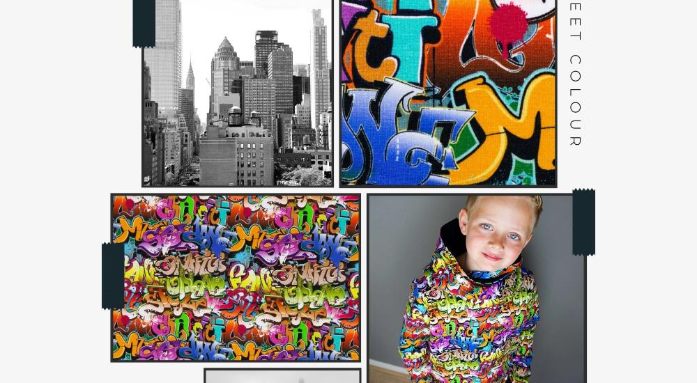 Graffiti Colour Kids